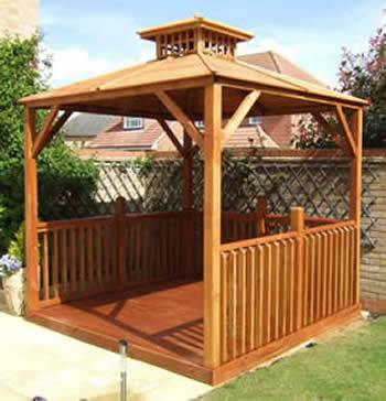 Click here to view our gazebos