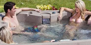 Hire the Relax Luxury Hot Tub