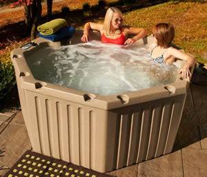 Hire the Rio Hot Tub