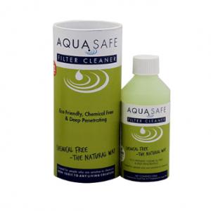 Aquasafe Filter Cleaner