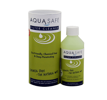 Aquasafe Filter Cleaner