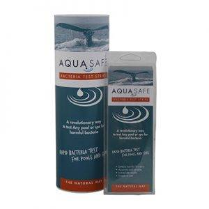Bacteria Test Strip from Leicester Hot Tub Hire, Sales, Chemicals, Accessories & Hot Tub Parts.