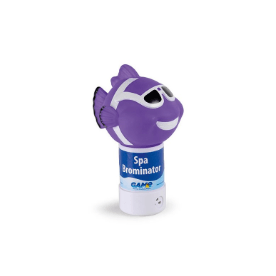 Clownfish floating dispenser from Leicester Hot Tub Hire, Sales, Chemicals & Accessories.