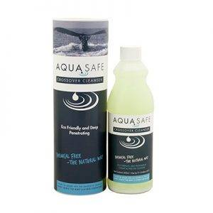 Aquasafe Spa Crossover Cleaner from Leicester Hot Tub Hire, Sales, Chemicals, Accessories & Hot Tub Parts.