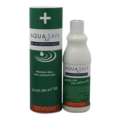 Aquasafe First Aid from Leicester Hot Tub Hire, Sales, Chemicals, Accessories & Hot Tub Parts.