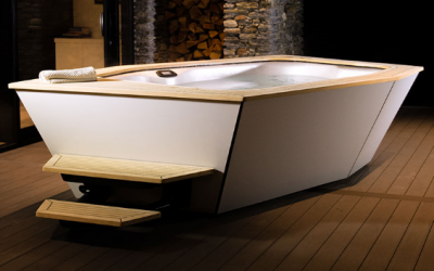 Ikon Contemporary Hot Tub