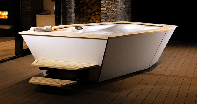 Vortex Spas Ikon Luxury Hot Tub