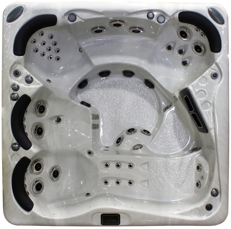 Miami Hot Tub by Factory Hot Tubs - affordable hot tubs in the UK
