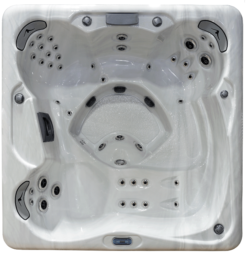 Rainier from Alps Spas - affordable hot tubs in the UK