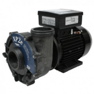 Aqua Flo XP2e 2hp 56F 1 Speed from Leicester Hot Tub Hire, Sales, Chemicals, Accessories & Hot Tub Parts.