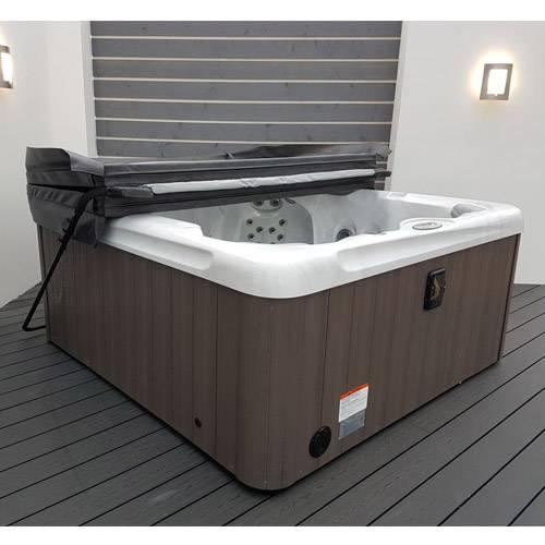 Aqua Lift EZ Cover Lifter from Leicester Hot Tub Hire, Sales, Chemicals, Accessories & Hot Tub Parts.