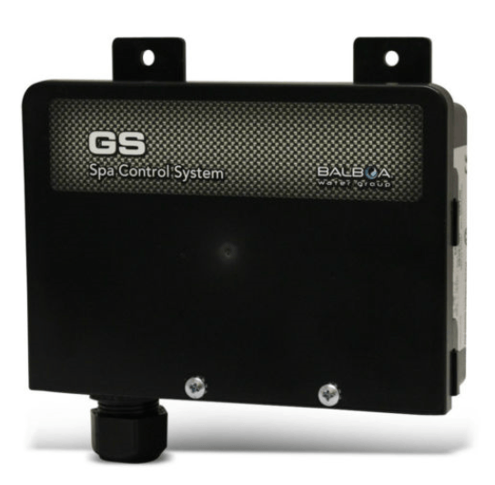 Balboa GS100 3KW Control Box 56300-03 from Leicester Hot Tub Hire, Sales, Chemicals, Accessories & Hot Tub Parts.