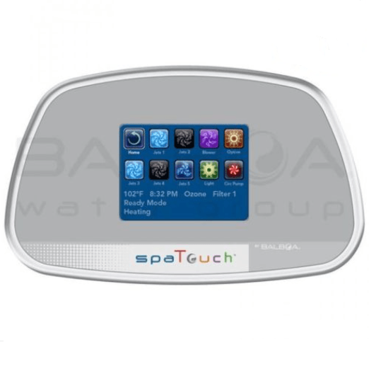 Balboa SpaTouch Panel 50589 from Leicester Hot Tub Hire, Sales, Chemicals & Accessories