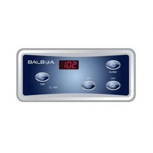 Balboa VL404 Panel 51223 from Leicester Hot Tub Hire, Sales, Chemicals & Accessories