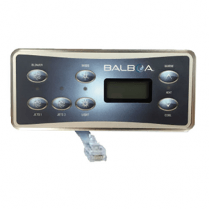 Balboa VL701S Panel 53189 from Leicester Hot Tub Hire, Sales, Chemicals & Accessories