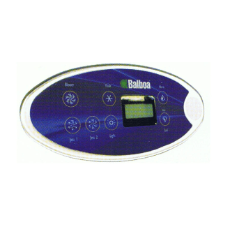 Balboa VL702S Panel 54652 from Leicester Hot Tub Hire, Sales, Chemicals & Accessories