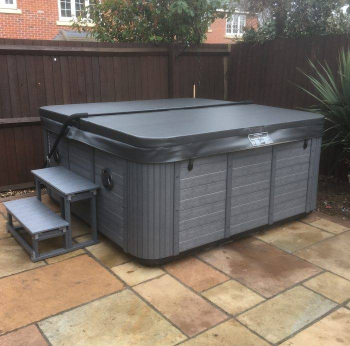 Hot Tub Delivery Stamford