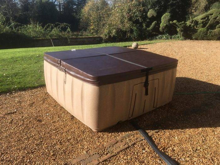 Hot Tub Hire Mears Ashby Northamptonshire