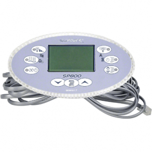 SP800 Touchpad Spaquip Davey Spa Power Parts Sapphire Spas from Leicester Hot Tub Hire, Sales, Chemicals & Accessories