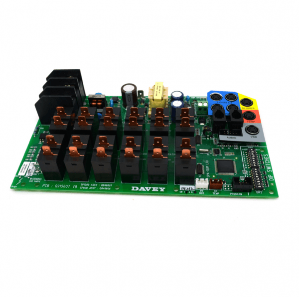 Spaquip SP1200 PCB Spaquip Davey Spa Power Parts Sapphire Spas from Leicester Hot Tub Hire, Sales, Chemicals & Accessories