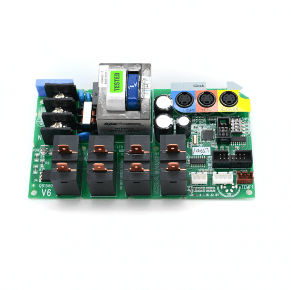 Spaquip SP601 PCB Spaquip Davey Spa Power Parts Sapphire Spas from Leicester Hot Tub Hire, Sales, Chemicals & Accessories