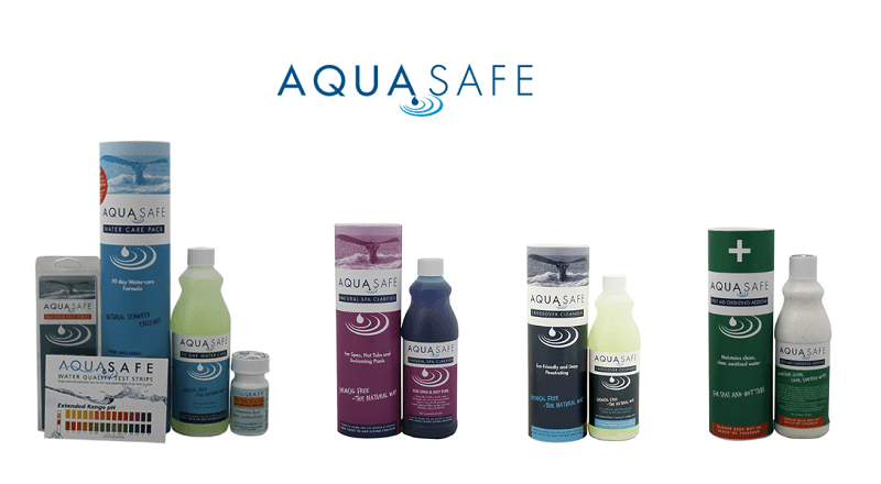 Aquasafe 90 Water Care System from Leicester Hot Tub Hire, Sales, Chemicals & Accessories.