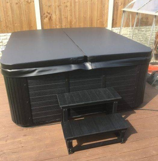 Hot Tub Delivery Syston Leicester
