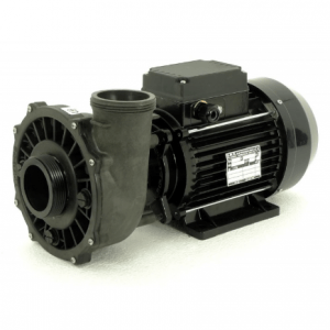 "Waterway 4hp 1 Speed 56F Executive Pump 2""x 2"" from Leicester Hot Tub Hire, Sales, Chemicals, Hot Tub Parts & Accessories."
