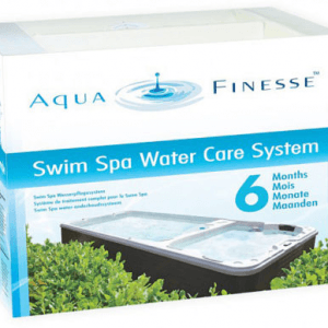 Aquafinesse Swimspa Water Care System