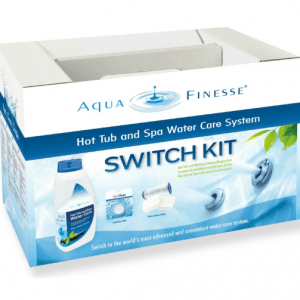 Aquafinesse Switch Kit With Chlorine Tablets