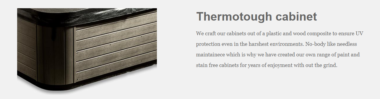 Thermotough Cabinet